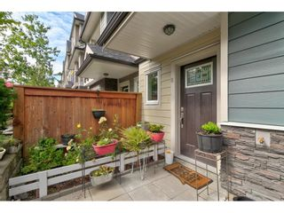 """Photo 2: 8 14285 64 Avenue in Surrey: East Newton Townhouse for sale in """"ARIA LIVING"""" : MLS®# R2618400"""