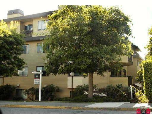 "Main Photo: 204 1437 MARTIN Street in White_Rock: White Rock Condo for sale in ""Heatherstone"" (South Surrey White Rock)  : MLS®# F2824156"