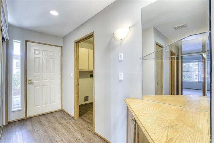 "Photo 3: Photos: 131 7156 121 Street in Surrey: West Newton Townhouse for sale in ""Glenwood Village Scotttsdale"" : MLS®# R2556471"