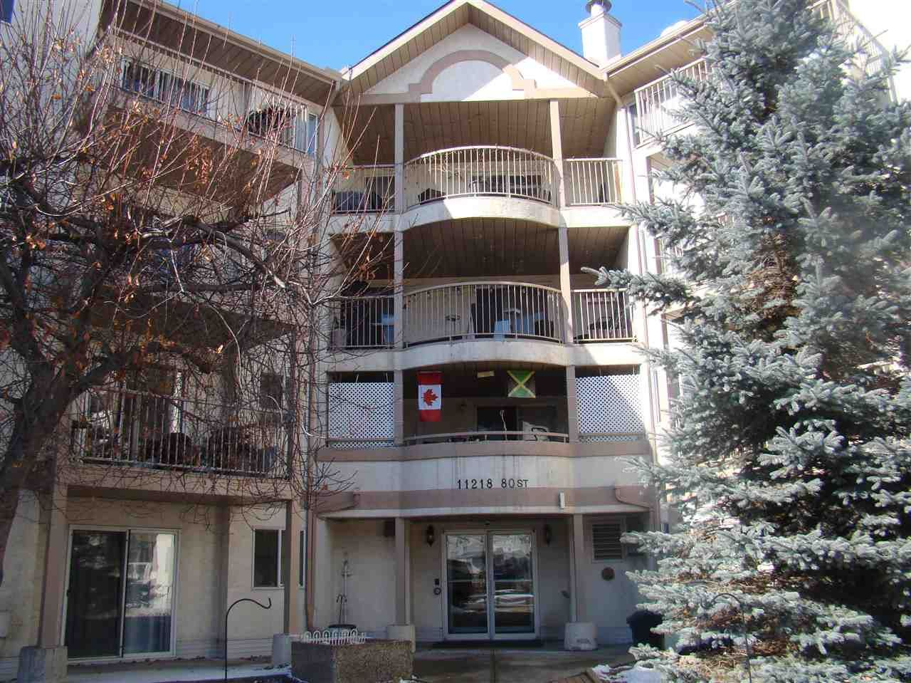 Main Photo: 209 11218 80 Street in Edmonton: Zone 09 Condo for sale : MLS®# E4241143