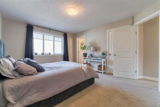 Photo 25: 14 7289 South Terwillegar Drive in Edmonton: Zone 14 Townhouse for sale : MLS®# E4241394