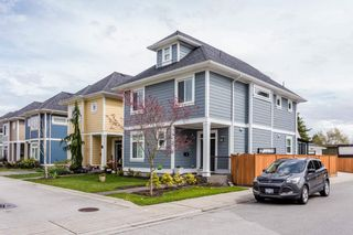 "Photo 20: 2 5511 48B Avenue in Delta: Hawthorne House for sale in ""LINDEN MEWS"" (Ladner)  : MLS®# R2157239"