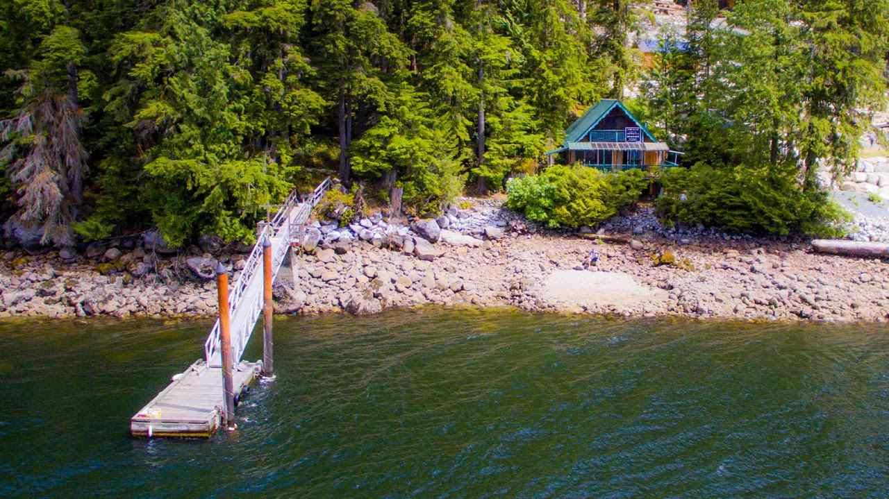 """Main Photo: 15 E OF CROKER ISLAND in North Vancouver: Indian Arm House for sale in """"HELGA BAY"""" : MLS®# R2280683"""