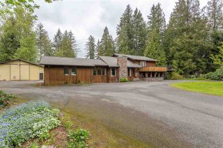 Photo 1: 26227 62 Avenue in Langley: County Line Glen Valley House for sale : MLS®# R2367416