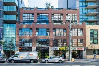 Photo 1: 261 King St E Unit #205 in Toronto: Moss Park Condo for sale (Toronto C08)  : MLS®# C3731808