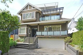 Photo 1: 4889 TRAFALGAR Street in Vancouver: MacKenzie Heights House for sale (Vancouver West)  : MLS®# R2468304