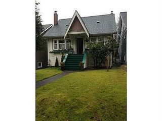 Photo 1: 3947 22ND Ave W in Vancouver West: Home for sale : MLS®# V1045258