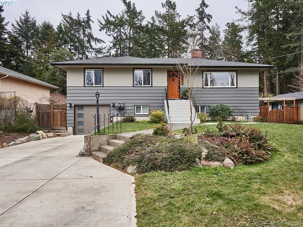 Main Photo: 4025 Haro Rd in VICTORIA: SE Arbutus House for sale (Saanich East)  : MLS®# 807937