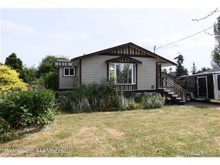 Photo 5: 444 Vincent Ave in VICTORIA: SW Gorge House for sale (Saanich West)  : MLS®# 674178