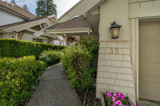 """Photo 3: 39 3405 PLATEAU Boulevard in Coquitlam: Westwood Plateau Townhouse for sale in """"PINNACLE RIDGE"""" : MLS®# R2465579"""