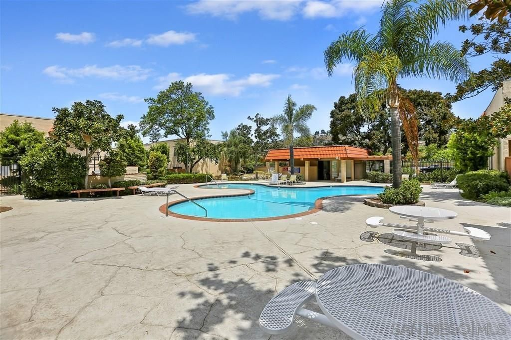 Main Photo: Townhouse for sale : 2 bedrooms : 6755 Alvarado Rd #4 in San Diego