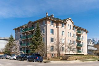 Photo 1: 304 1110 17 Street SW in Calgary: Sunalta Apartment for sale : MLS®# A1141399