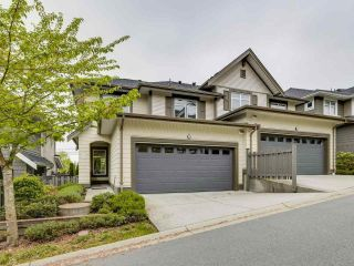 """Photo 1: 14 3400 DEVONSHIRE Avenue in Coquitlam: Burke Mountain Townhouse for sale in """"Colborne Lane"""" : MLS®# R2571443"""