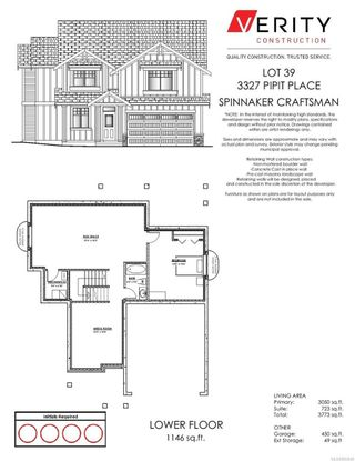 Photo 4: 3327 Pipit Pl in : Co Royal Bay House for sale (Colwood)  : MLS®# 883640