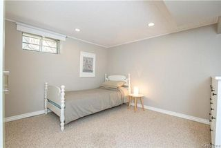 Photo 16: 825 Sherburn Street in Winnipeg: West End Residential for sale (5C)  : MLS®# 1714492