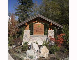 """Photo 2: 61 24185 106B Avenue in Maple Ridge: Albion 1/2 Duplex for sale in """"TRAILS EDGE"""" : MLS®# V779001"""