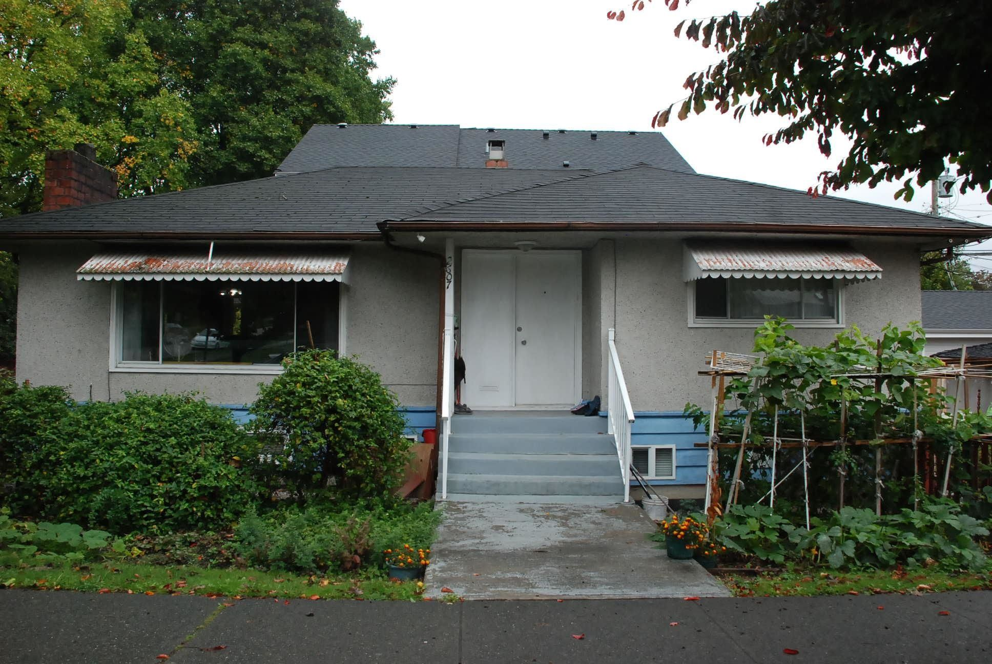 Main Photo: 2607 E 38TH Avenue in Vancouver: Collingwood VE House for sale (Vancouver East)  : MLS®# R2622877