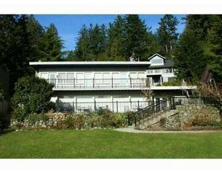 Photo 1: 4785 PICCADILLY RD. S, Caulfeild in West Vancouver: House for sale : MLS®# V824229