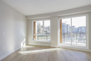 """Photo 3: 403 3588 SAWMILL Crescent in Vancouver: South Marine Condo for sale in """"Avalon 1"""" (Vancouver East)  : MLS®# R2447025"""