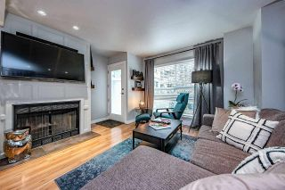 """Photo 1: 9 877 W 7TH Avenue in Vancouver: Fairview VW Townhouse for sale in """"EMERALD COURT"""" (Vancouver West)  : MLS®# R2341517"""
