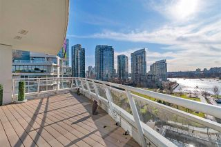 """Photo 7: 1001 628 KINGHORNE Mews in Vancouver: Yaletown Condo for sale in """"SILVER SEA"""" (Vancouver West)  : MLS®# R2510572"""