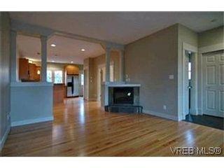 Photo 2: 156 Linden Ave in VICTORIA: Vi Fairfield West Half Duplex for sale (Victoria)  : MLS®# 421045