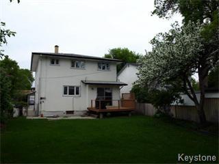 Photo 2: 397 Harcourt Street in Winnipeg: St James Single Family Detached for sale (West Winnipeg)  : MLS®# 1412611