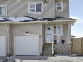 Photo 1: 138 Aspen Mews in Strathmore: Aspen Creek House for sale : MLS®# C3468039