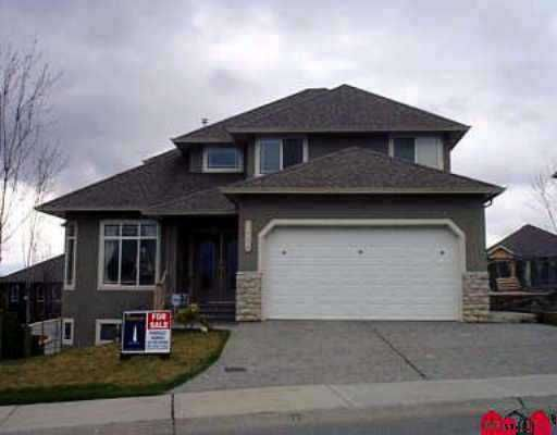 """Main Photo: 3438 SIDEGROVE CT in Abbotsford: Abbotsford West House for sale in """"RIDGEVIEW & TOWNLINE"""" : MLS®# F2603356"""