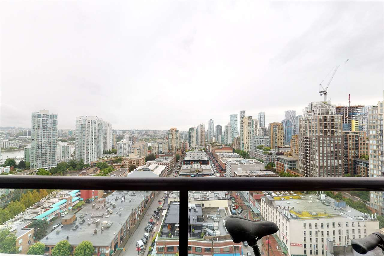 View to South over Yaletown