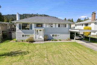 """Photo 1: 919 DUNDONALD Drive in Port Moody: Glenayre House for sale in """"Glenayre"""" : MLS®# R2353817"""