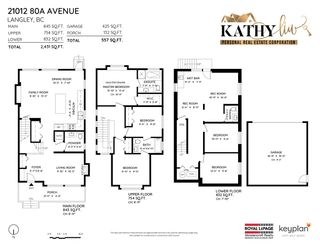 Photo 36: 21012 80A Avenue in Langley: Willoughby Heights House for sale : MLS®# R2570340