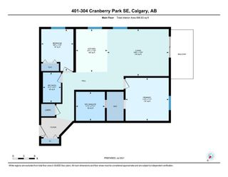 Photo 31: 401 304 Cranberry Park SE in Calgary: Cranston Apartment for sale : MLS®# A1132586