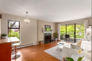 """Photo 2: 304 674 W 17TH Avenue in Vancouver: Cambie Condo for sale in """"Heatherfield"""" (Vancouver West)  : MLS®# R2285626"""