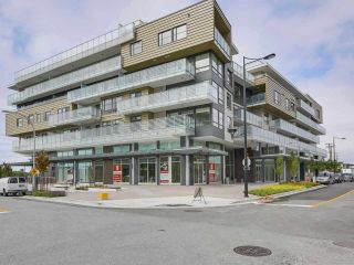 """Photo 1: 603 3488 SAWMILL Crescent in Vancouver: South Marine Condo for sale in """"3 TOWN CENTER AT RIVER DISTRICT"""" (Vancouver East)  : MLS®# R2417317"""