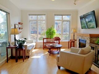 """Photo 4: 109 4233 BAYVIEW Street in Richmond: Steveston South Condo for sale in """"The Village"""" : MLS®# R2261312"""