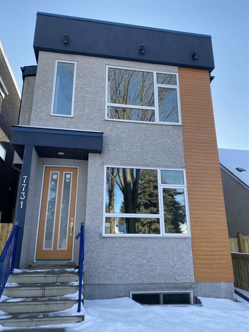 Main Photo: 7731 83 Avenue in Edmonton: Zone 18 House for sale : MLS®# E4217876