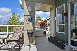 """Photo 13: 147 4001 OLD CLAYBURN Road in Abbotsford: Abbotsford East Townhouse for sale in """"CEDAR SPRINGS"""" : MLS®# F1439448"""