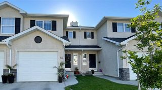 Main Photo: 53 2400 TELL Place in Regina: River Bend Residential for sale : MLS®# SK863282