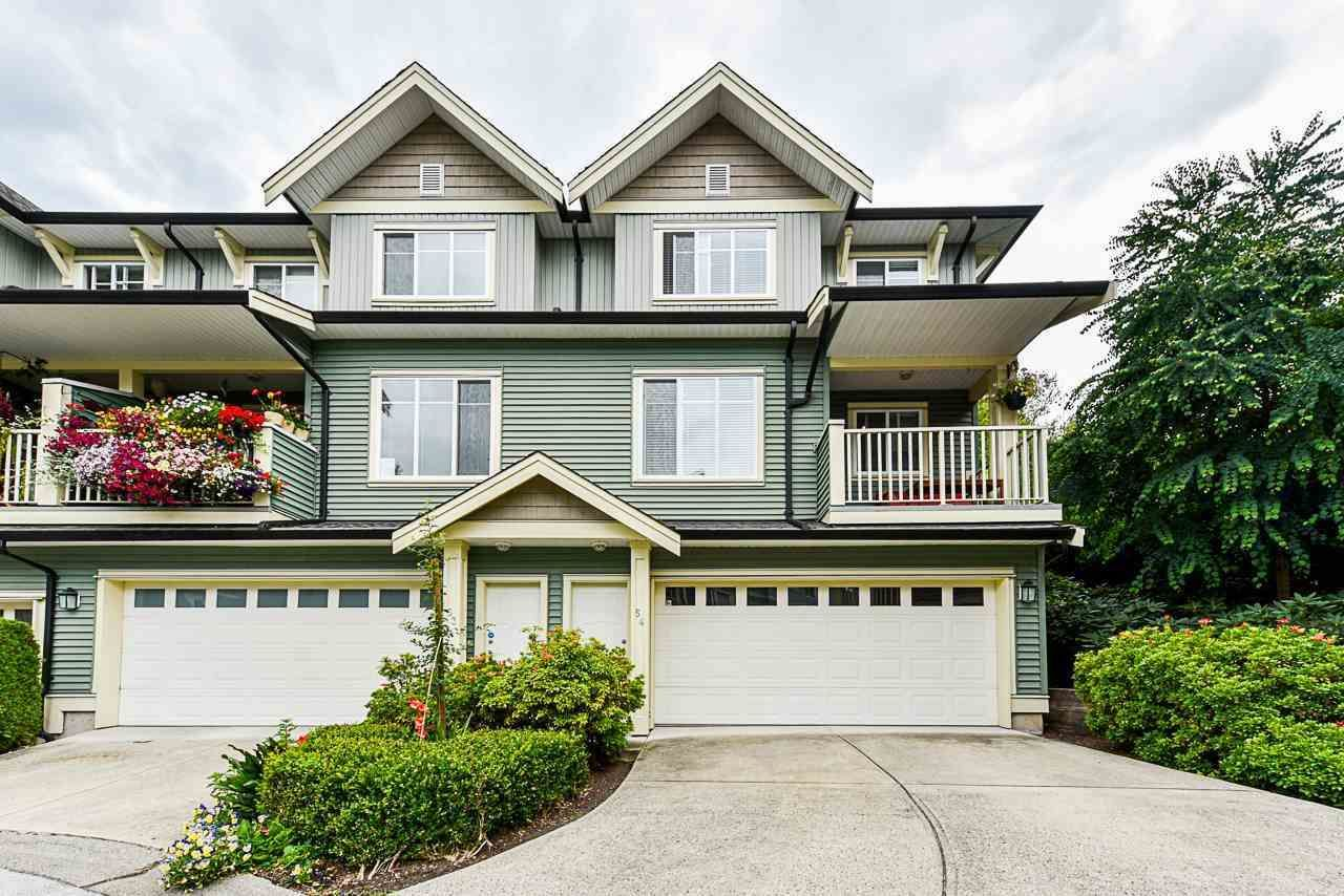 Main Photo: 54 6575 192 Street in Surrey: Clayton Townhouse for sale (Cloverdale)  : MLS®# R2591526