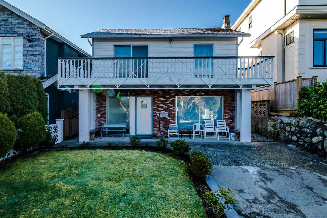 Main Photo: 4136 MCGILL STREET in Burnaby: Vancouver Heights House for sale (Burnaby North)  : MLS®# R2553216