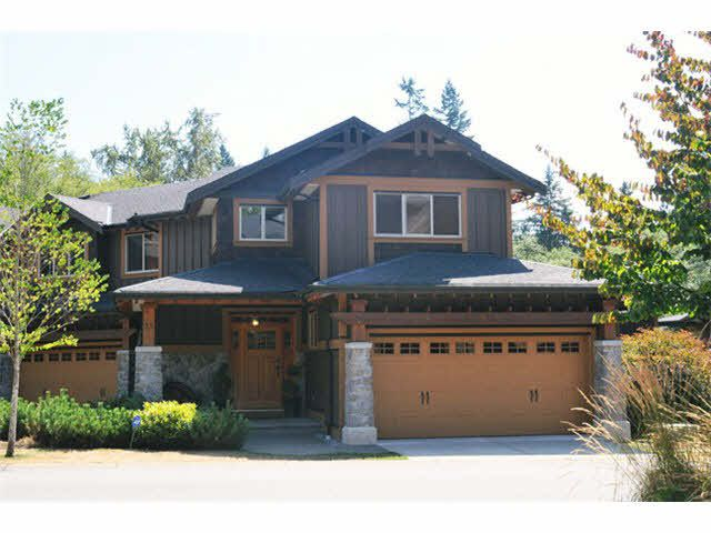 "Main Photo: 33 24185 106B Avenue in Maple Ridge: Albion Townhouse for sale in ""TRAILS EDGE"" : MLS®# V1090011"