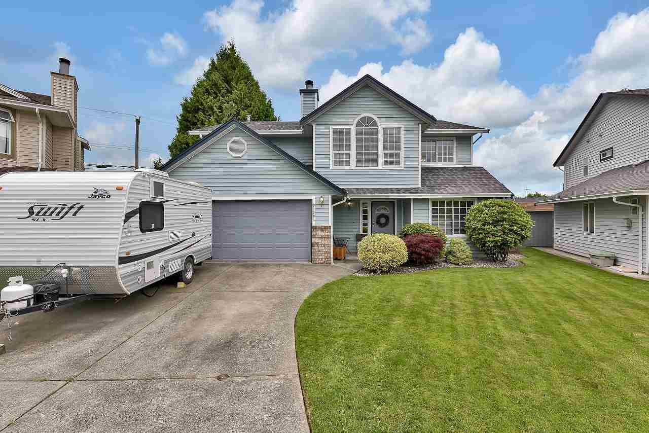 Main Photo: 23205 AURORA PLACE in Maple Ridge: East Central House for sale : MLS®# R2592522