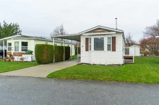 "Photo 2: 12 7610 EVANS Road in Chilliwack: Sardis West Vedder Rd Manufactured Home for sale in ""COTTONWOOD VILLAGE - GATE 4"" (Sardis)  : MLS®# R2541766"
