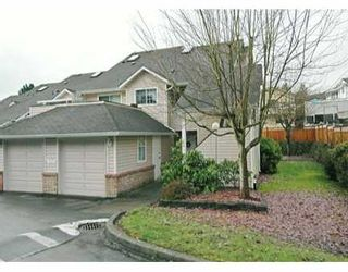 """Photo 1: 22515 116TH Ave in Maple Ridge: East Central Townhouse for sale in """"FRASERVIEW VILLAGE"""" : MLS®# V624758"""