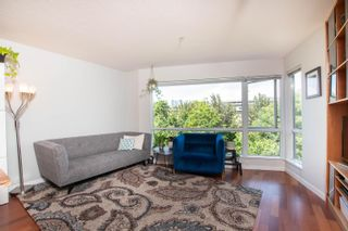"""Photo 8: 202 668 W 6TH Avenue in Vancouver: Fairview VW Townhouse for sale in """"The Bohemia"""" (Vancouver West)  : MLS®# R2596891"""