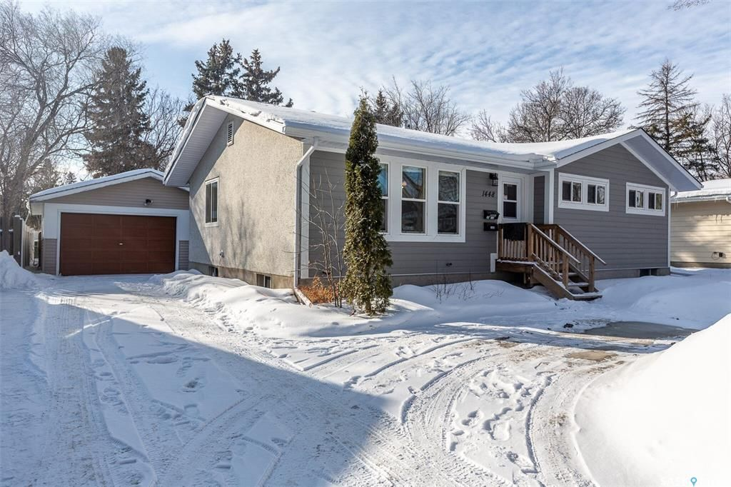 Main Photo: 1448 Shannon Road in Regina: Whitmore Park Residential for sale : MLS®# SK840956