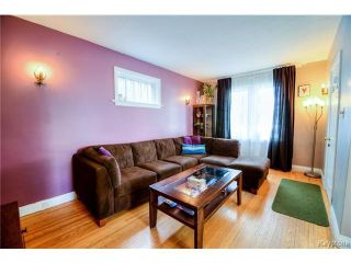 Photo 3: 106 Morley Avenue in WINNIPEG: Fort Rouge / Crescentwood / Riverview Residential for sale (South Winnipeg)  : MLS®# 1427462