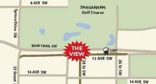 Photo 3: 4 1404 28 Street SW in Calgary: Shaganappi Row/Townhouse for sale : MLS®# A1133758