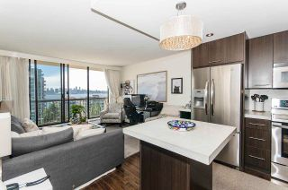 """Photo 2: 1001 145 ST. GEORGES Avenue in North Vancouver: Lower Lonsdale Condo for sale in """"Talisman Tower"""" : MLS®# R2585607"""